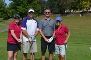 Nicole, Brian, Wade and Trish